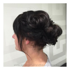 Perfect upstyle for any occasion by _cha