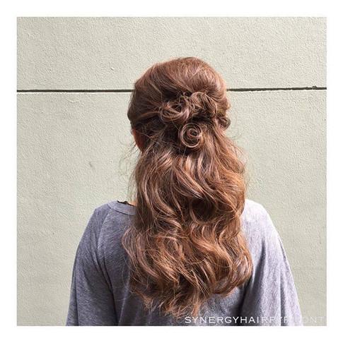 Simple yet stunning styling _ _getheadg