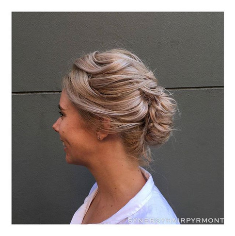 Engagement party hair for _misskateey _