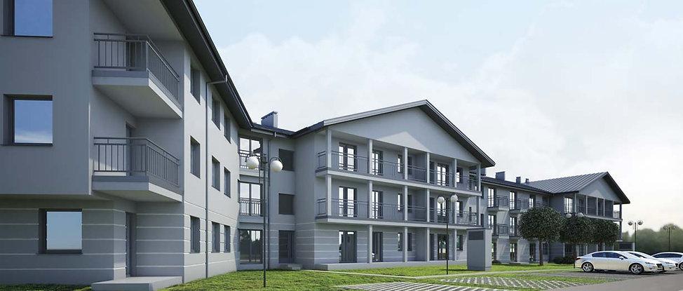 Mieszkania nad Narwią