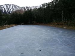 Natural Ice-Skating Rink