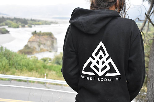 Forest Lodge Logo Hoody