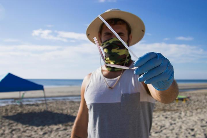 Single-Use Plastic Straw