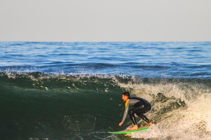 New England Surfer