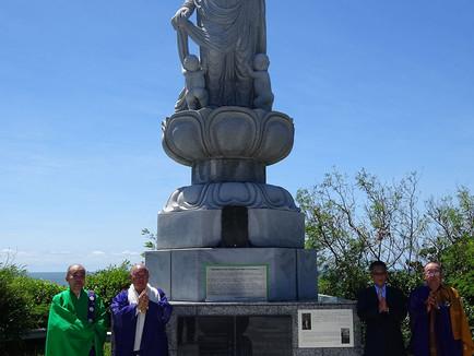 コレヒドール島 終戦70周年の戦没殉難者慰霊法要