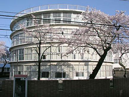 私立明倫高校(現・横浜清風高校)
