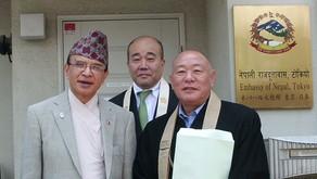 ネパール大震災義援金