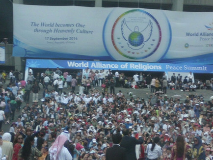 World Alliance of Religions Peace Summit