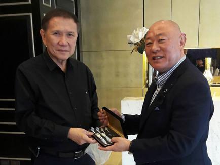タイ・サハグループ総帥ブンチャイ氏