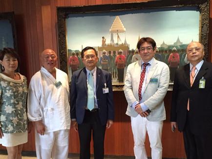 タイ・タイ国会議員ブンチャイ氏