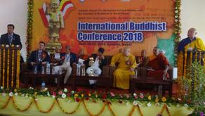 International Buddhist Conference2018