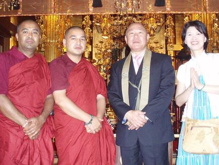 ネパール僧来寺