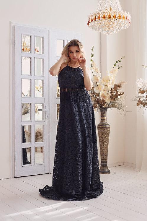 Черное платье Jadore