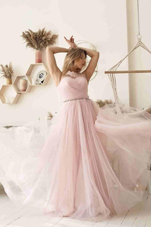 Нежно-розовое  (подходит беременным)