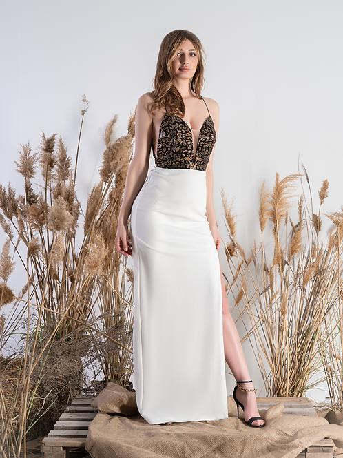 Силуэтное платье Jadore