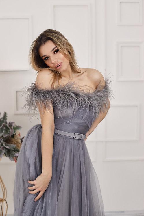 Пыльно-сиреневое For Costumes