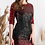 Thumbnail: Красное платьев пайетках