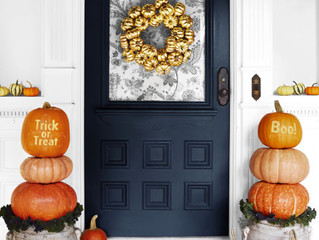 Pumpkin Decor Galore!