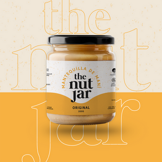 THE NUT JAR