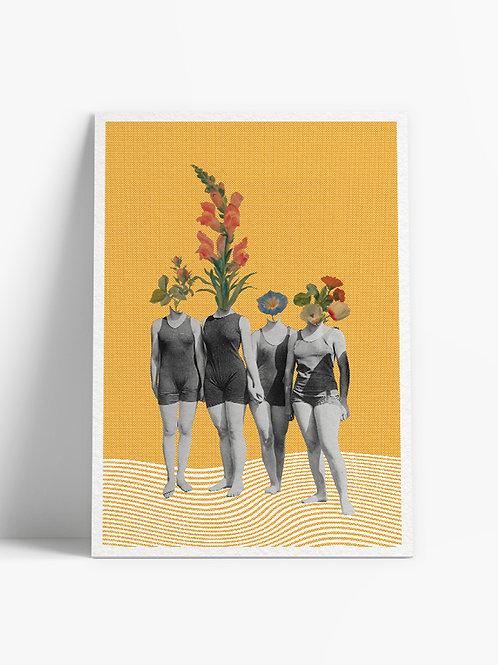 Print Mermaid's club