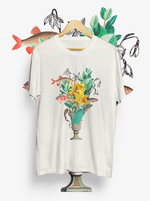 Camiseta Vaso