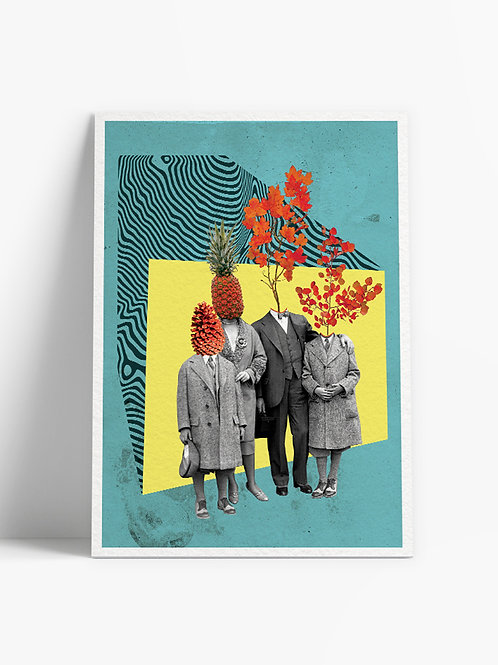 Print Árvore que dá frutos