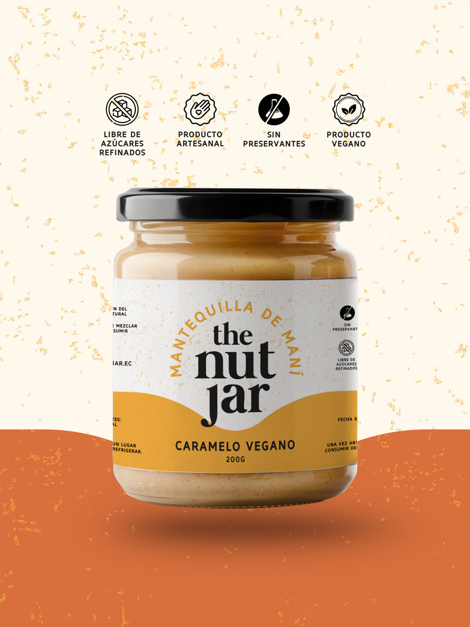 THE NUT JAR