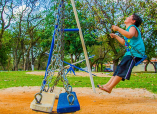 Praça: o melhor lugar para se brincar