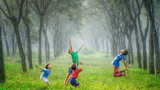 Entenda a importância do corpo no desenvolvimento infantil