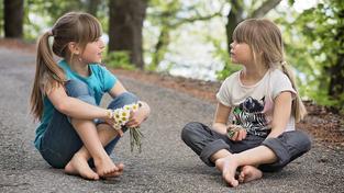 Reforce o lado positivo da criança