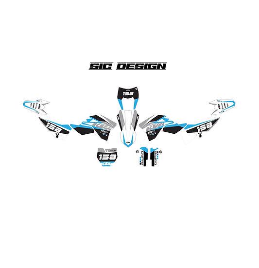 Grafica Fox KTM