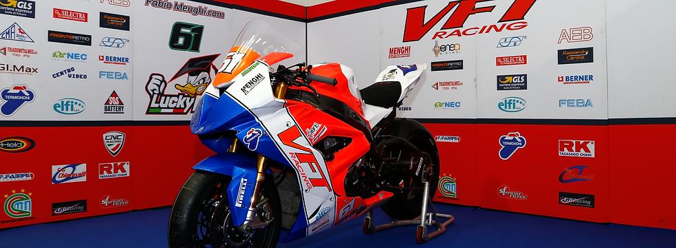 Presentazione 2020 VFT Racing
