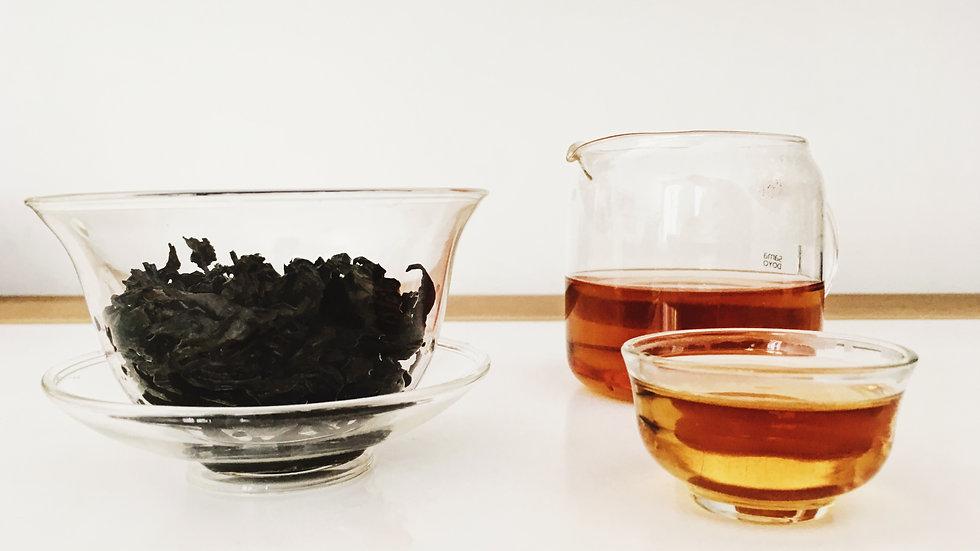 Connoisseur TEA POOL   Wulong   Phoenix Mountain