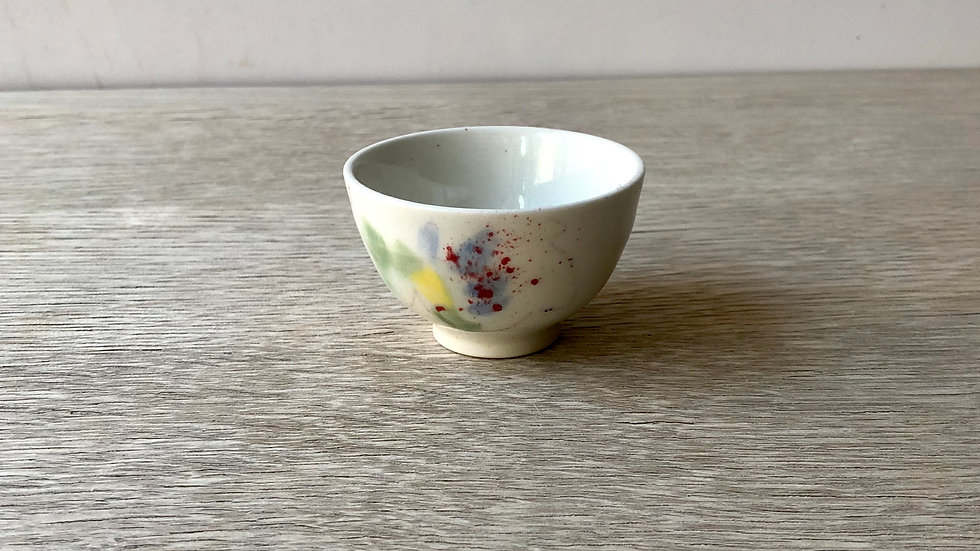 Cup small green (25-50ml) | Erin Clancy Ceramic