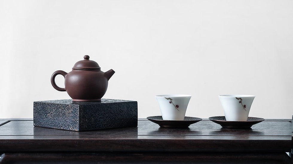 Tea School Series | Pre-recorded