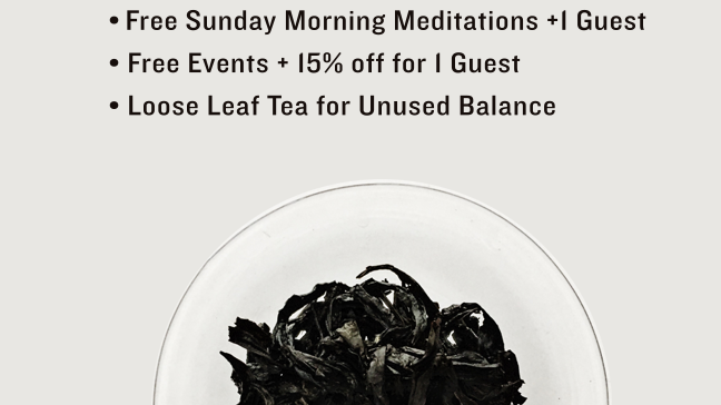 BE ZEN - FLOATING MOUNTAIN MEMBERSHIP