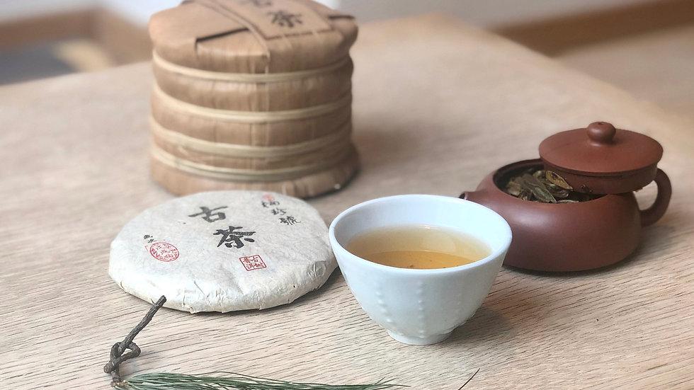 Yi Wu 2018 Shen Pu'er Ancient Trees Sheng Pu'er
