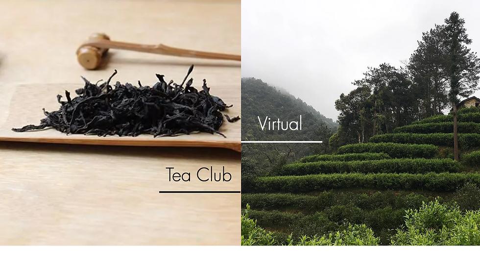 Mountain Top Tea Circle - One Month