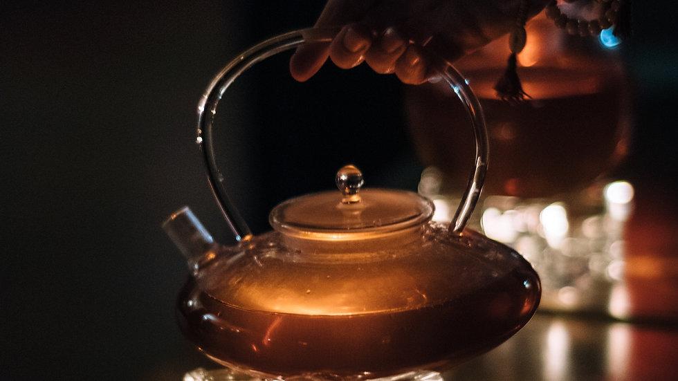 May 22| Late Nights Tea