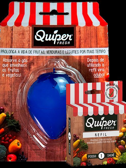 Morango Azul + Refil de 3 meses