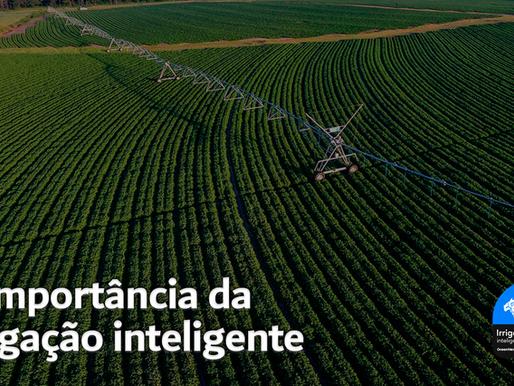 A importância da irrigação inteligente