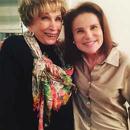 Tovah Reunites with Dr. Edith Eva Eger for the United Jewish Appeal Federation