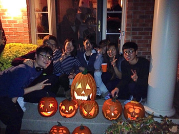 Halloween with Korean Connection