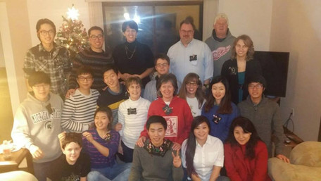 Christmas with Korean Connection