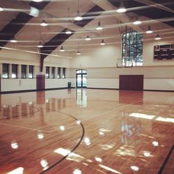 Indoor Gymnasiums