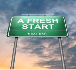 It's YOUR time for a FRESH START