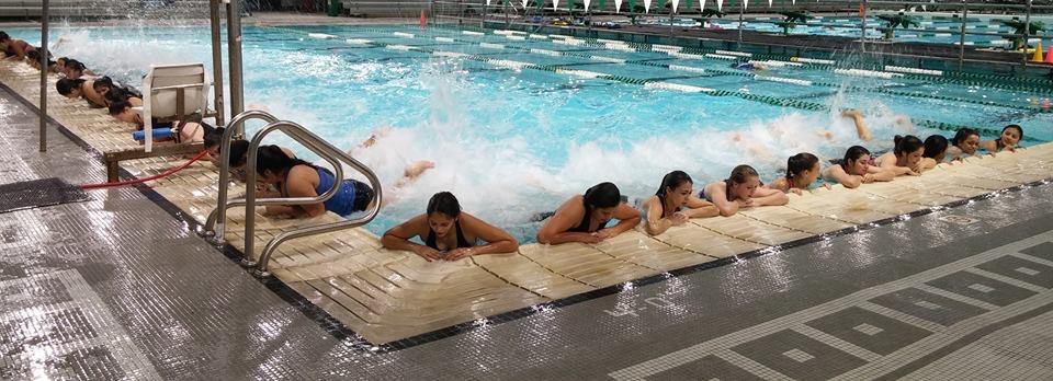 Weekly Aquatic Training