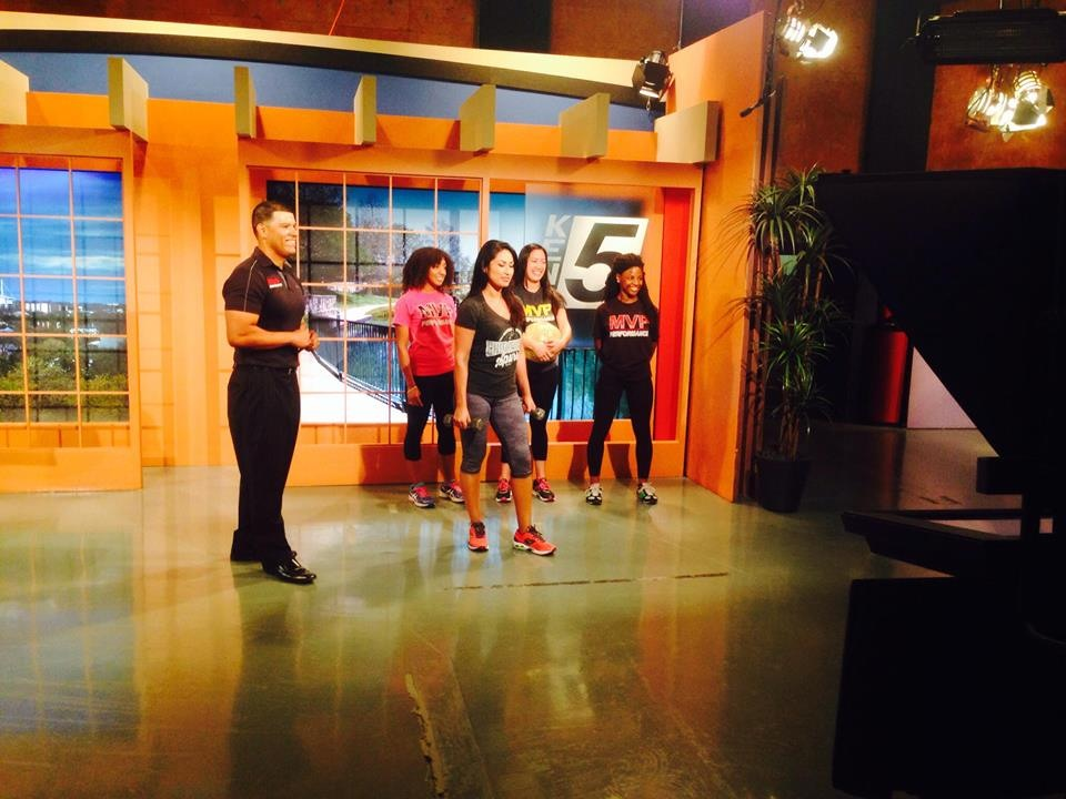 MVP Adult Fitness on Kens 5