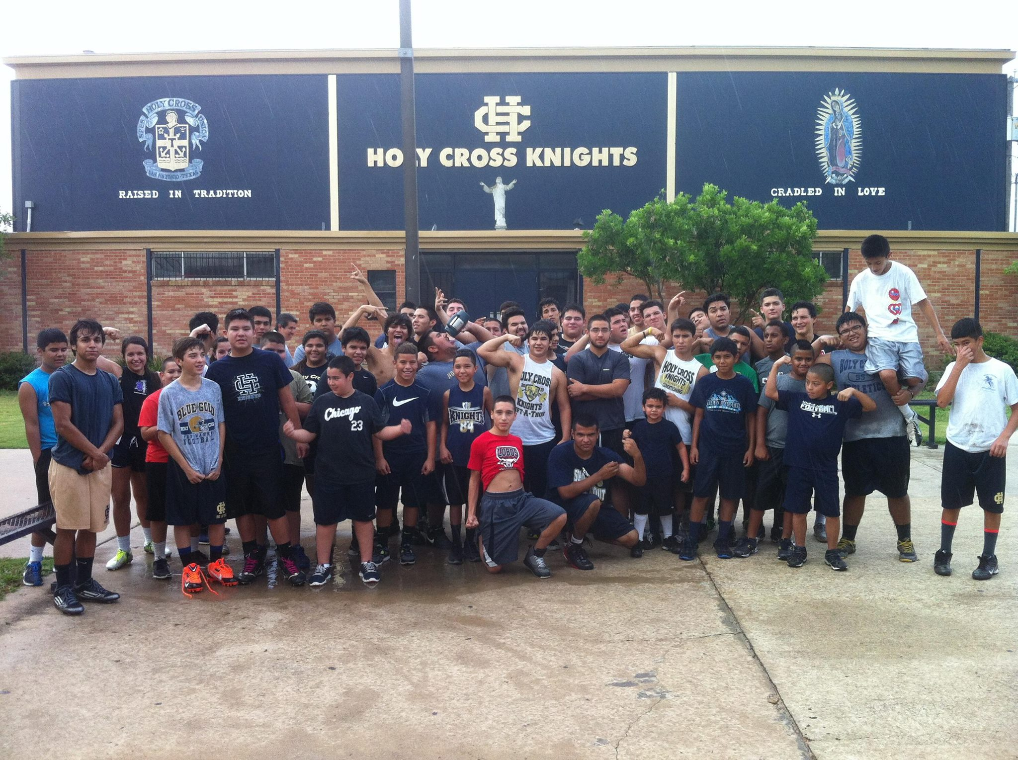 Holy Cross Athletics