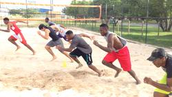 Sand Training at MVPPERFORMANCE
